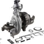 Turbocompresor, sobrealimentación